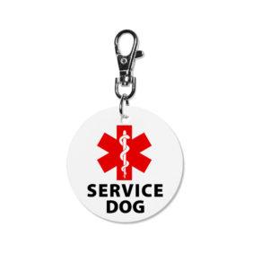 Service Animal Tag